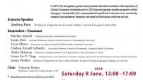 緊急シンポジウム:学問の自由とジェンダー研究
